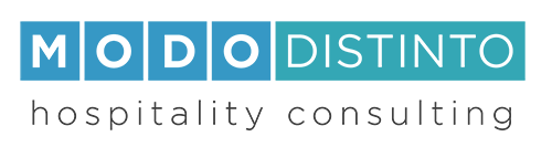 Logo Modo Distinto - hospitality consulting